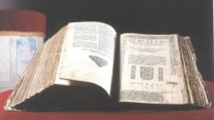 Megvan az ellopott Vizsolyi Biblia!
