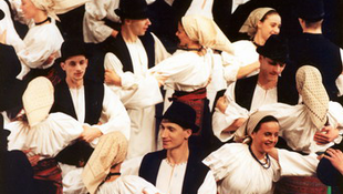 Honvéd Táncszínház: sikeres távol-keleti turné