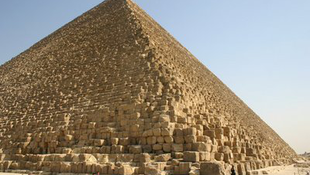 Különös jelenség Egyiptomban