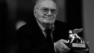 Elhunyt Franesco Rosi olasz filmrendező