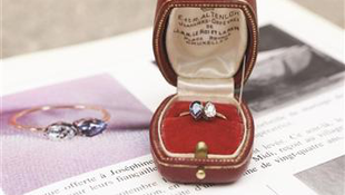 Új gazdára talált Napóleon gyűrűje