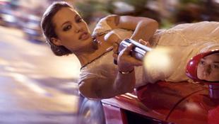 """Angelina Jolie: """"ha egyedül hagynának vele, eltenném láb alól"""""""