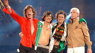 Csalódott a Rolling Stones