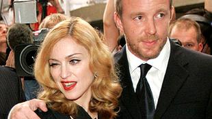 Együtt karácsonyozik Madonna és ex-férje