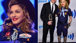 Madonna újból kiállt a melegek jogaiért