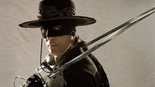 Végre visszatér Zorro!