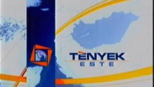 Vértől csöpög a TV2 híradója