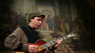Kurt Rosenwinkel Budapesten