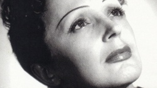 Edith Piaf et Agnes Nagyváradon