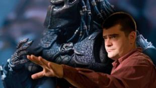 Predatort rendez Antal Nimród Hollywoodban