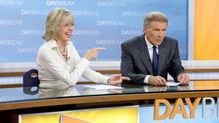 Amikor Harrison Ford beint Diane Keatonnak