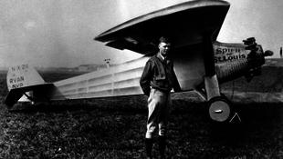 110 éve született a leghíresebb pilóta