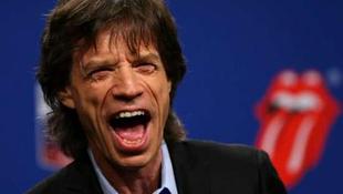 Dédnagypapa lesz Mick Jagger