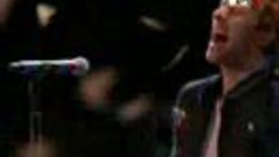 Tarol a Coldplay