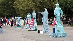Korlátozzák az utcai performanszokat New Yorkban