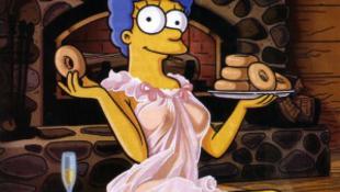 Félrelépésre buzdítanak Simpsonék?
