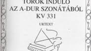 Eredeti Mozart kézirat rejtőzött a könyvtárban