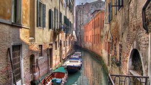 Nem kér a kitüntetésből Velence