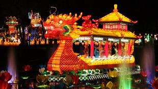 Ismét munkaszüneti nap Kínában a sárkányünnep