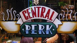 Megépítik a Central Perk kávézót