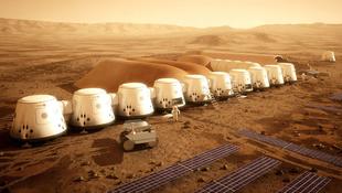 A Marson indítana valóságshow-t egy dán cég