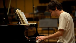Egy fiatal zongorazseni: Berecz Mihály