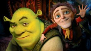 Film még nincs, de a neten már játszhatunk a Shrek 4-el