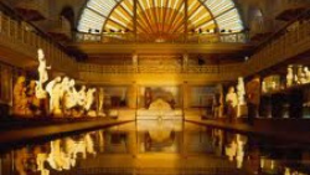10 éves az uszodából lett múzeum