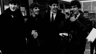 Új videó a Beatlesről