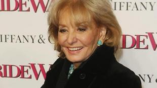 Nyugdíjba vonul Barbara Walters