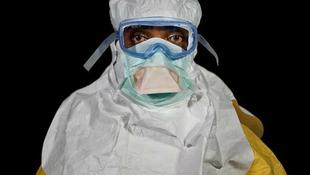 Ők harcolnak az ebola ellen