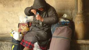 Árvereznek – most a hajléktalanokért!