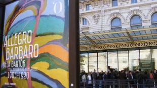 Bartók szól Párizsban