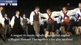Ilyen lesz a magyar-román – videó!