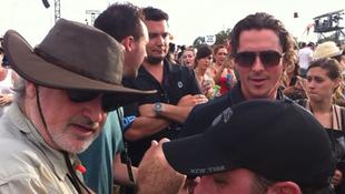 Christian Bale gátlástalanul falja a nőket