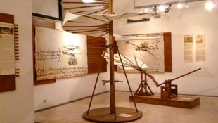 Óriási az érdeklődés a Leonardo-kiállítás iránt