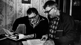 80 éve született Borisz Sztrugackij