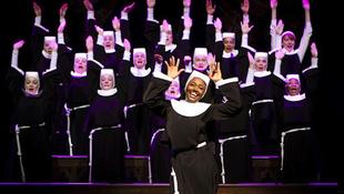 Sikeresek az apácák a színpadon