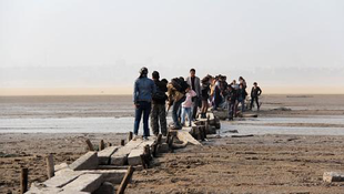 Ősi gránithídra bukkantak Kínában
