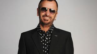 Ma 73 éves Ringo Starr