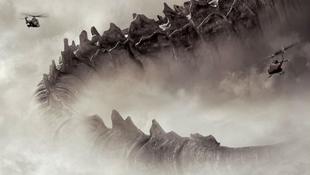 Godzilla tarolt