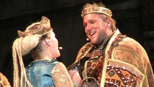 István, a király újratöltve