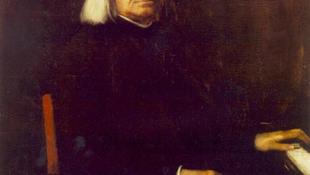 Liszt Ferencet ábrázoló alkotások Weimarban