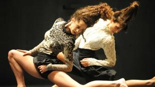Hazánkban az izraeli tánccsoport