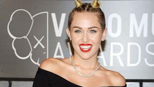 Miley Cyrus helyett egy fiatal hajléktalan vette át a díjat