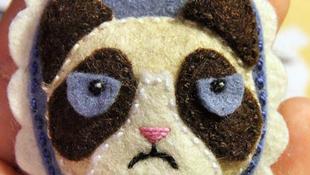 Grumpy Cat az Iparművészetin