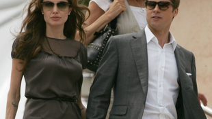 Brad Pitt és Anglina Jolie perre megy