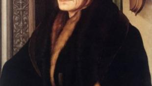 540 éve született Rotterdami Erasmus
