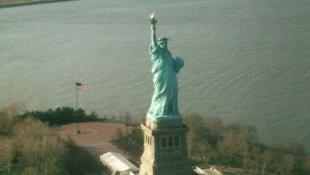 Bezárják New York jelképét