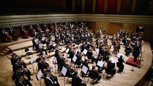 Horvátoknál zenélnek az MR Szimfonikusok